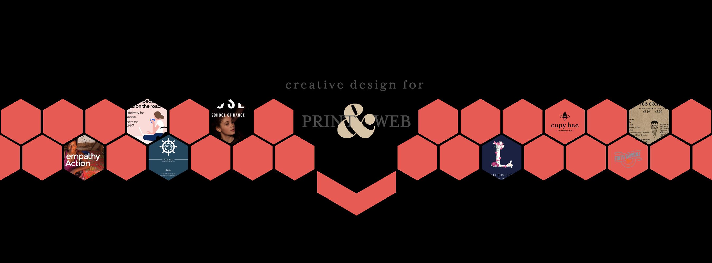 pinq web design and graphic design